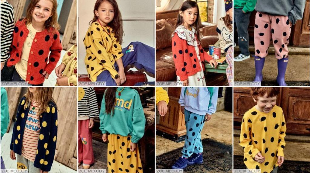 Korean Kidswear Designer Brand