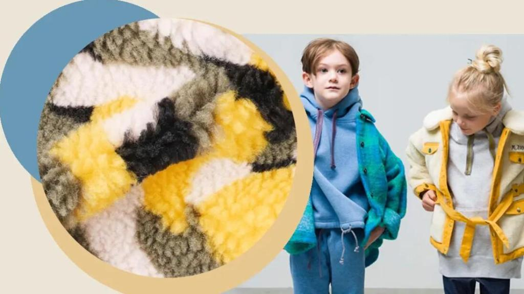 Toddlers' Fun and Warm  Outerwear